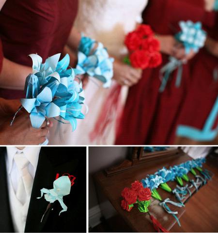 Diy_origami_bouquets