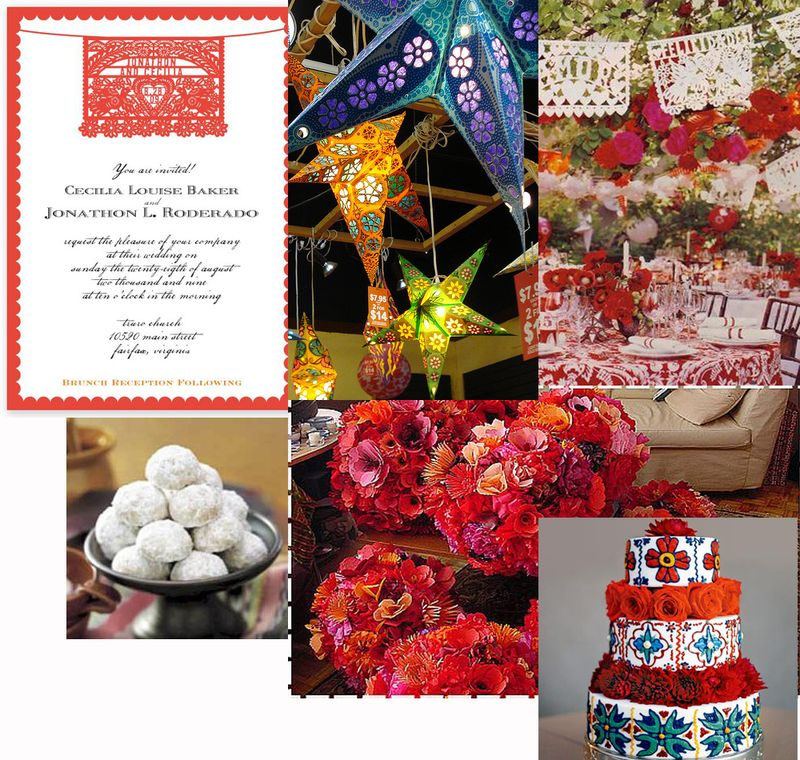 Mexican Themed Wedding Reception: Breezin Entertainment Blog: Breezin' Hot List: Mariachi