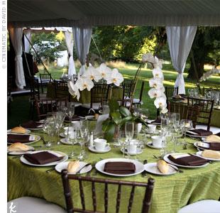 Breezin Entertainment Blog Fall Wedding Color Combinations