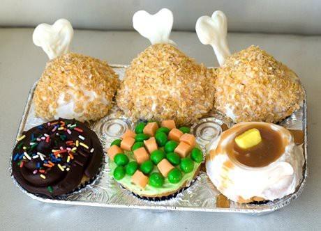 Tg cupcakes