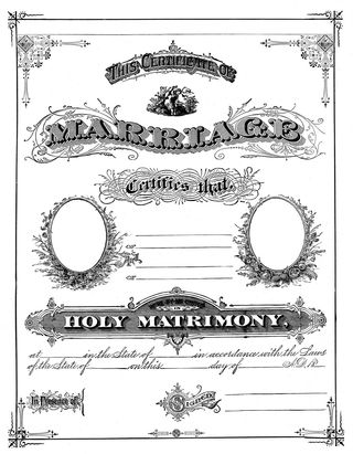 Antique-marriagecertificate-graphicsfairybwsm