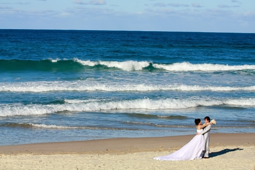 Ceremony - Public Beach - Ceremony Sites - Gulf Shores, AL